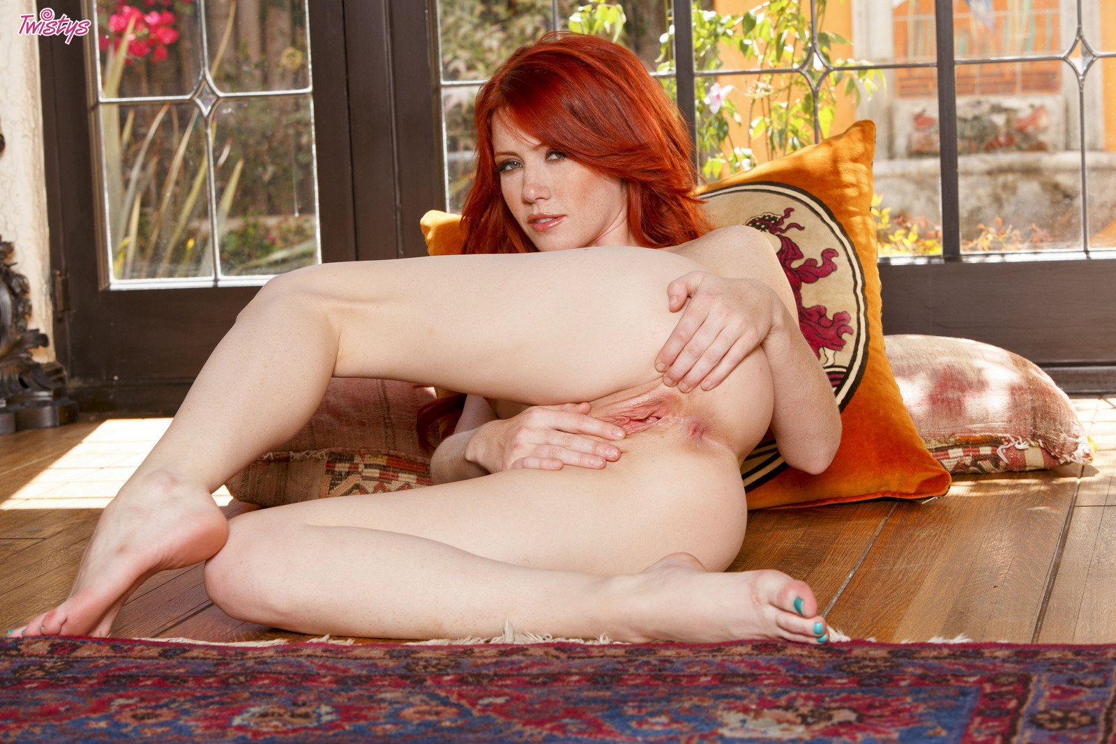 Самые рыжие порно актрисы, Рыжие-бесстыжие, самые сексуальные порноактрисы 9 фотография