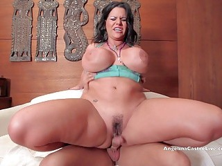 Angelina castro porno video