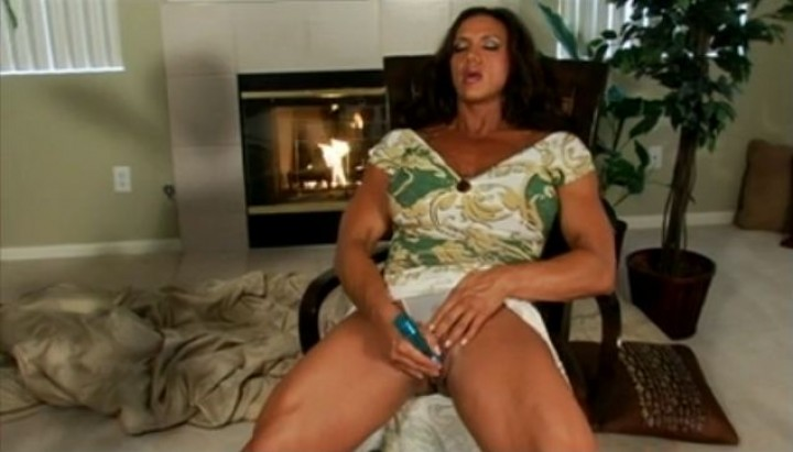 Muscle girl free film porn