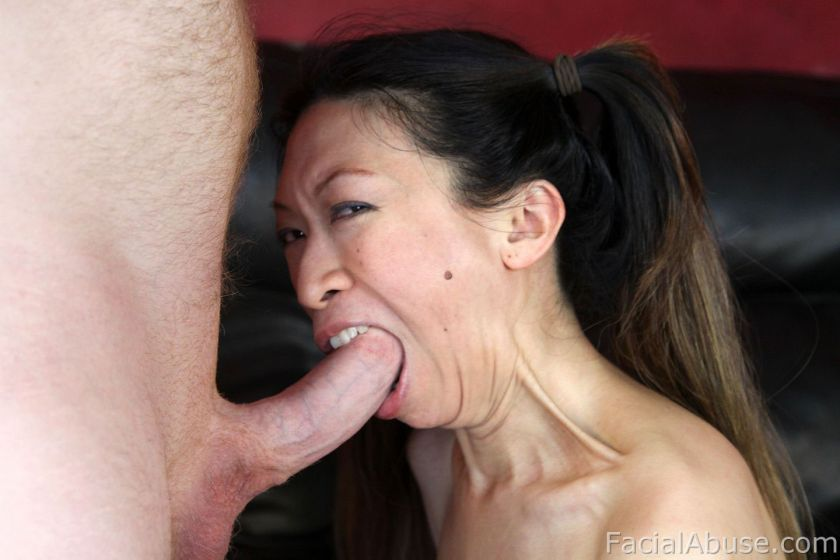 Girl masterbating playing with dildo