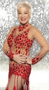 dancing on ice 2011 line up kerry katona poses in very revealing