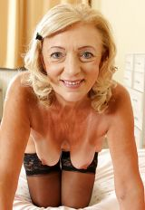 blonde granny free granny porn pics