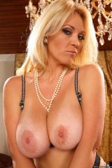charlee chase busty housewife gets nailed in stockings brazzers