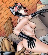 catwoman leandro porn comics