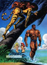 shirtless superheroes marvel swimsuit specials part 14