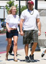 britney spears on scooter after ex david lucado cheated with cali