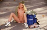 trisha uptown is a naught girl scout pichunter