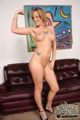 this kinky white chick tricia oaks definitely likes entertaining
